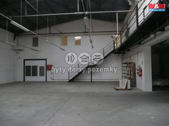 Pronájem, Výrobní objekt, 850 m², Krnov