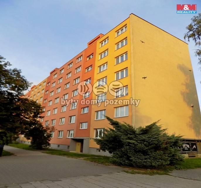 Pronájem, Byt 1+1, 36 m², Ostrava, Výškovická
