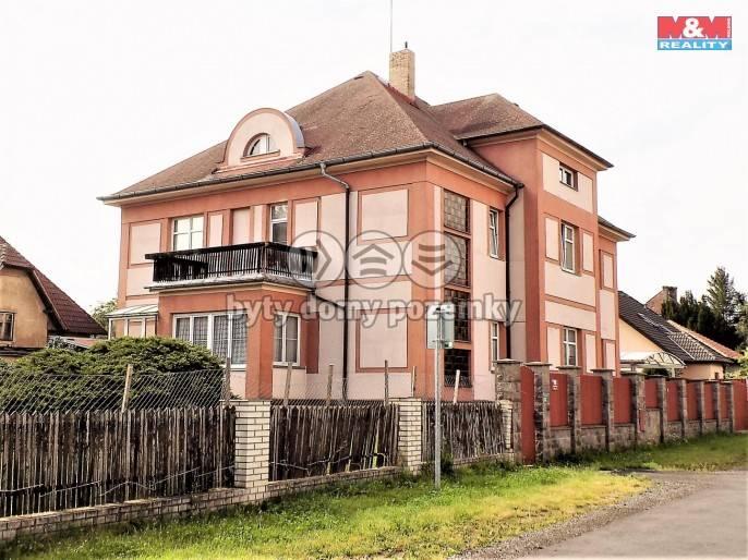 Pronájem, Rodinný dům, 655 m², Praha, Rápošovská