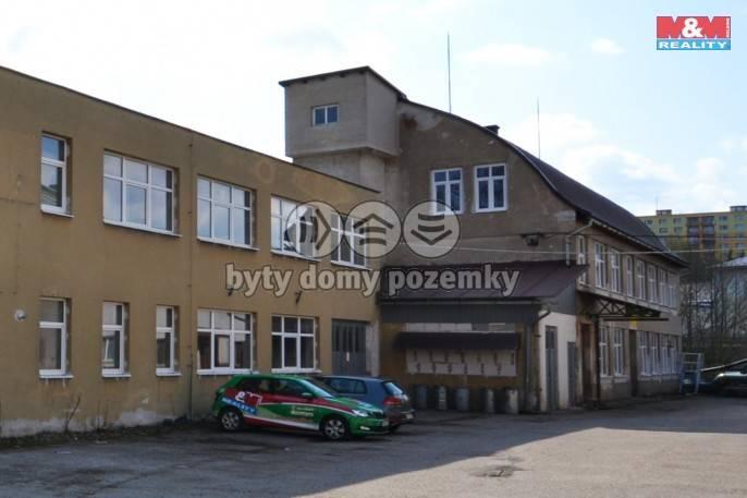 Pronájem, Výrobní objekt, 280 m², Vrchlabí, Žižkova