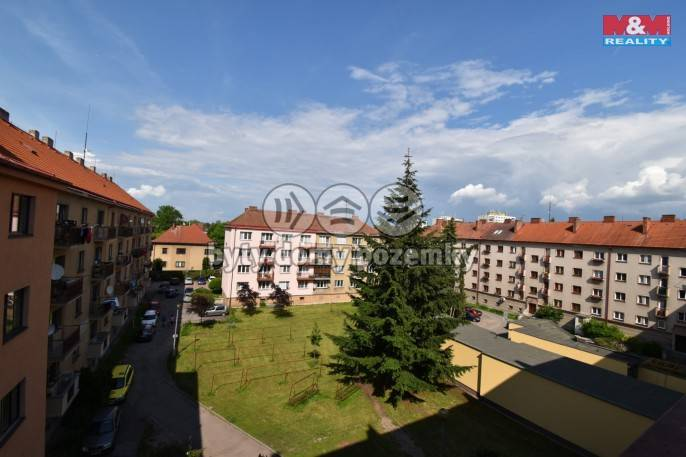 Prodej, Byt 2+1, 55 m², Hradec Králové, Okružní