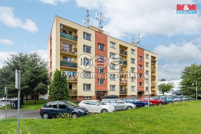 Prodej, Byt 3+1, 72 m², Lázně Bohdaneč, Na Lužci