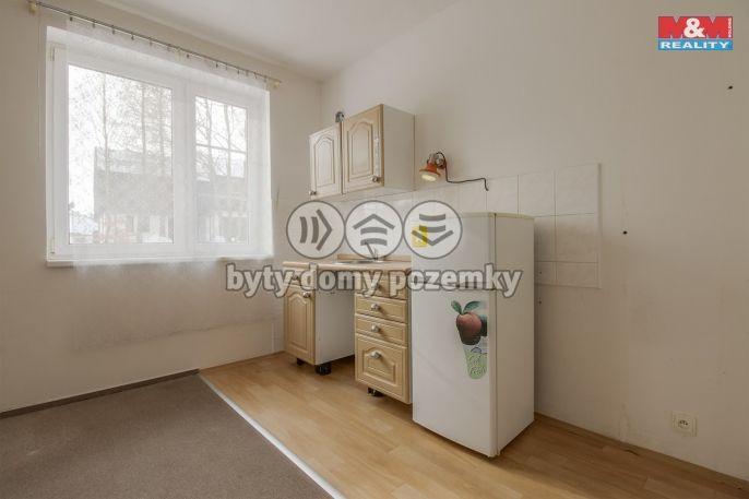 Prodej, Byt 1+kk, 33 m², Nový Bor, Rumburských hrdinů