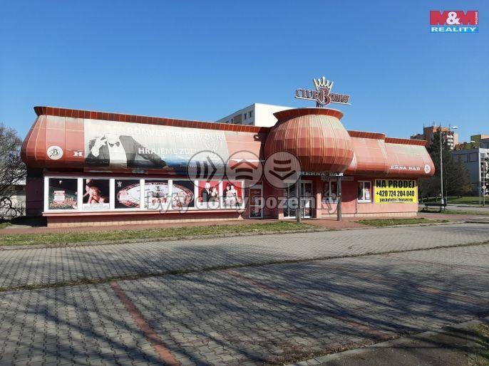 Prodej, Obchod a služby, 1714 m², Ostrava, Cholevova