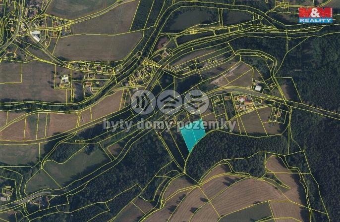 Prodej, Louka, 2459 m², Vamberk