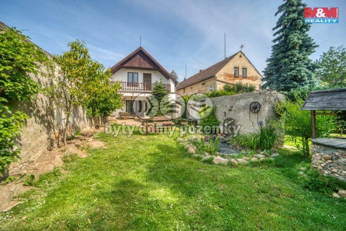 Prodej, Rodinný dům, 969 m², Líšťany