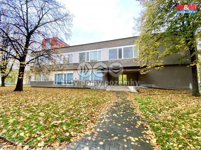 Prodej, Kancelářský prostor, 1106 m², Ostrava, Hornická