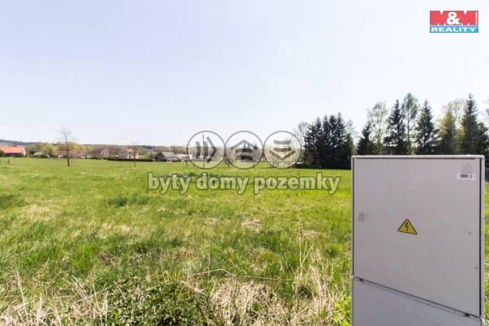 Prodej, Stavební parcela, 2859 m², Vísky