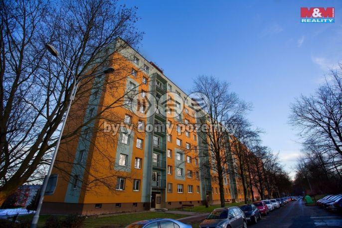Prodej, Byt 3+1, 70 m², Ostrava, Aleše Hrdličky