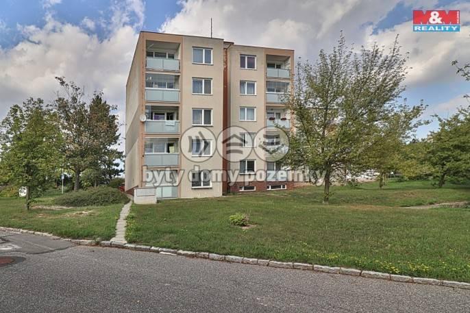 Prodej, Byt 1+1, 43 m², Slaný, O. Scheinpflugové
