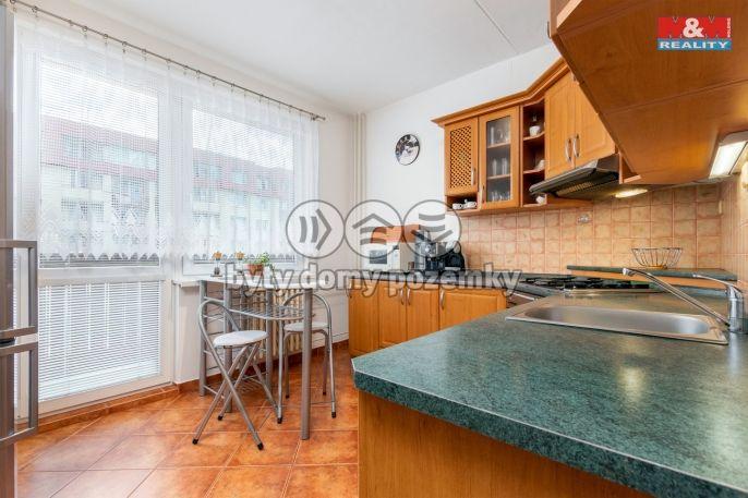Prodej, Byt 3+1, 75 m², Chrudim, Na Větrníku