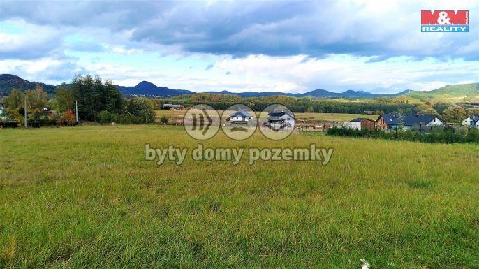 Prodej, Pozemek k bydlení, 1501 m², Nový Bor