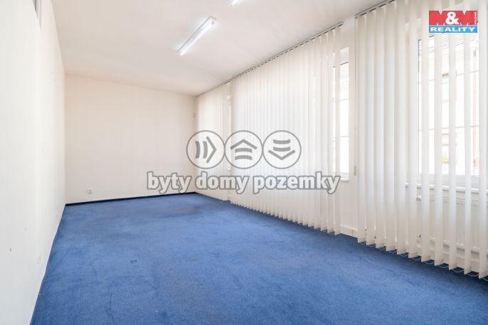Pronájem kancelářského prostoru, 156 m², Kladno