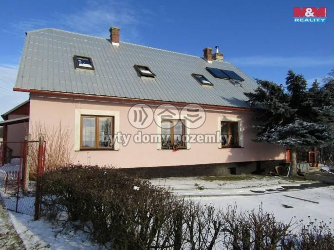Prodej, Rodinný dům, 250 m², Moravský Beroun