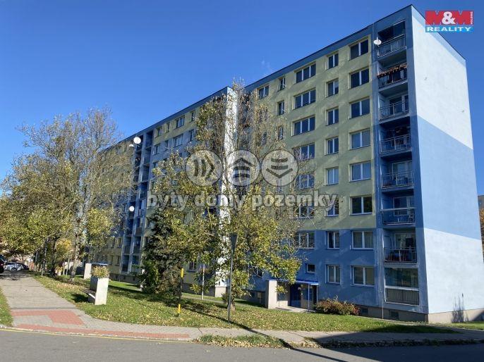 Pronájem, Byt 2+1, 44 m², Ostrava, Horymírova