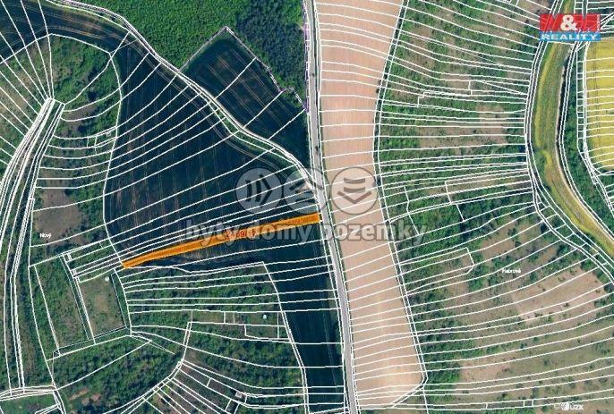 Pozemek zemědělský na prodej, Ždánice