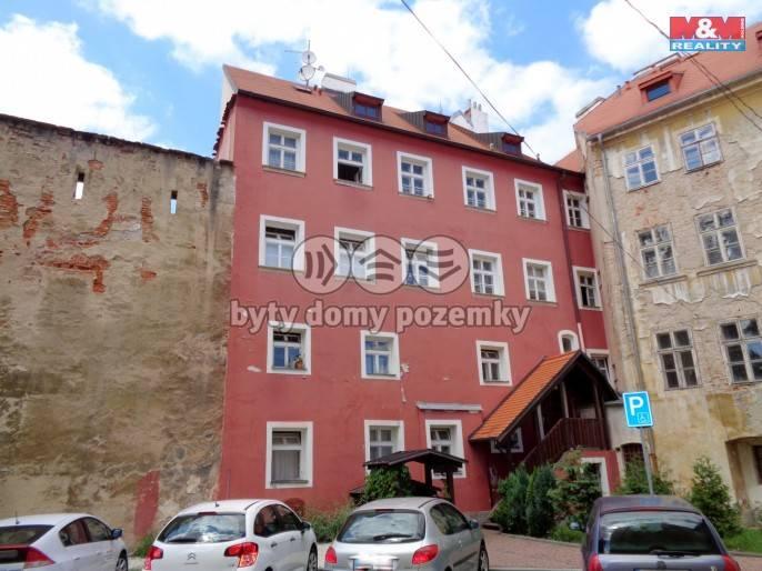 Prodej, Byt 1+kk, 48 m², Cheb, Dlouhá