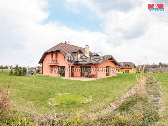Pronájem, Rodinný dům, 2445 m², Horní Bludovice