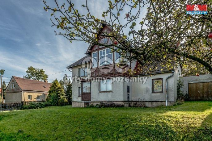 Prodej, Rodinný dům, 767 m², Kamenický Šenov
