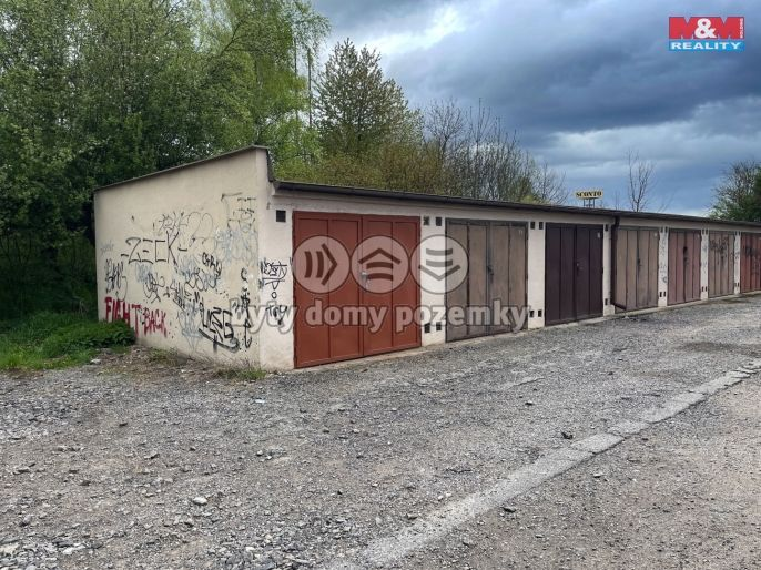 Prodej, Garáž, 20 m², České Budějovice