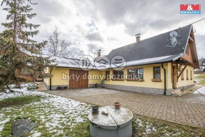 Prodej, rodinný dům, 1717 m², Česká Ves u Města Albrechtice