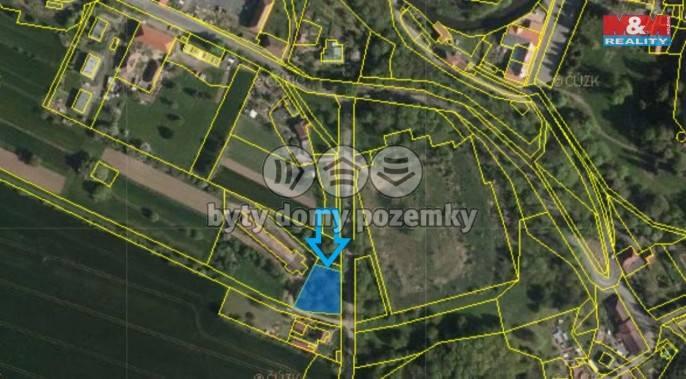 Prodej, Zahrada, 1333 m², Žleby