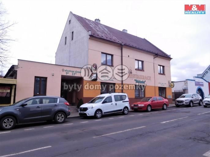 Pronájem, Restaurace, stravování, 653 m², Žatec