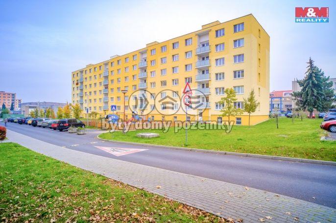 Prodej, Byt 1+1, 35 m², Kadaň, Na Podlesí