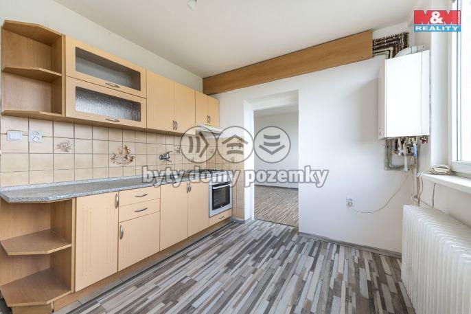 Prodej, Byt 3+1, 82 m², Chomutov, U Hačky