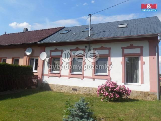 Pronájem, Rodinný dům, 605 m², Horšovský Týn
