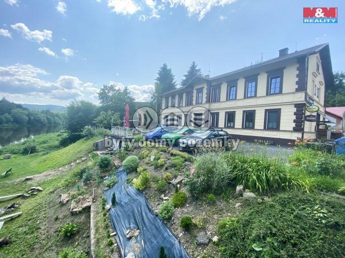 Prodej, Hotel, penzion, 2225 m², Okounov