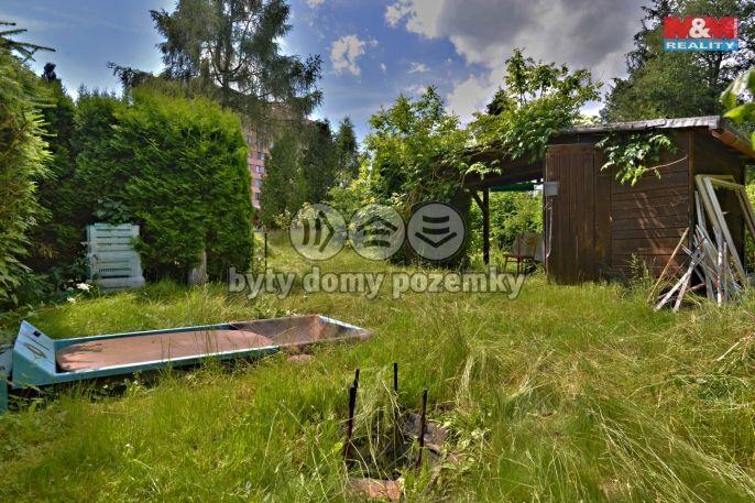 Pronájem, Zahrada, 206 m², Broumov, Dukelská