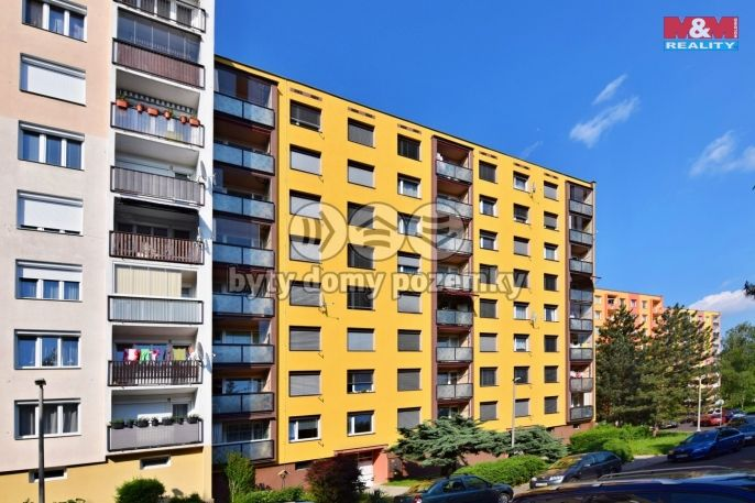 Pronájem, Byt 2+kk, 37 m², Ústí nad Labem, Pincova