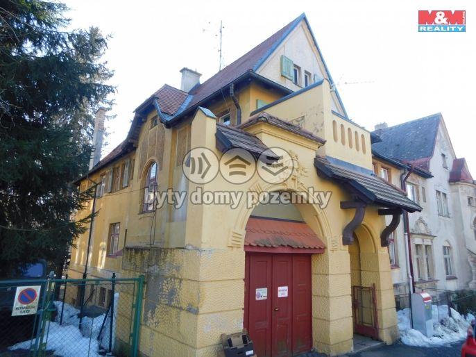 Pronájem, Byt 3+1, 93 m², Jablonec nad Nisou, Husova