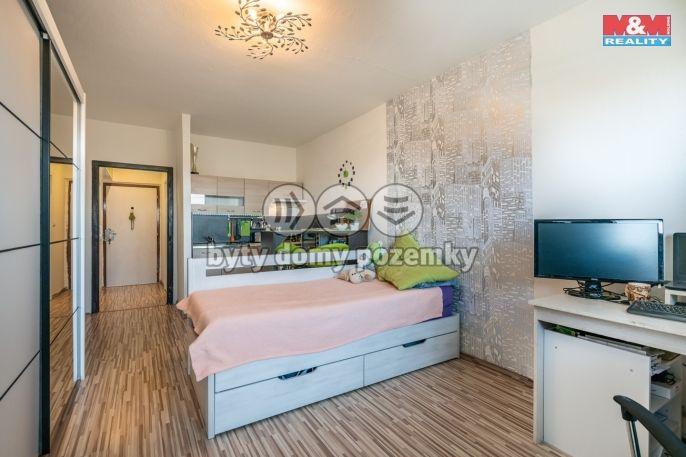 Pronájem, Byt 1+kk, 31 m², Ostrava, Petruškova