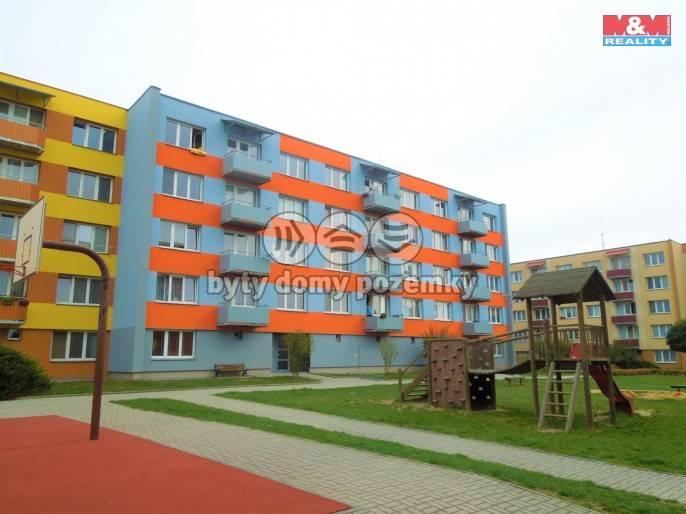 Prodej, Byt 1+1, 37 m², Soběslav, Sídliště Míru