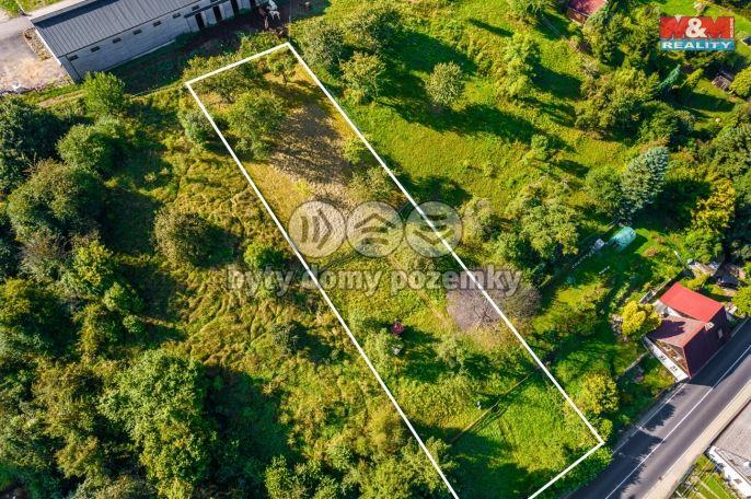 Prodej, Pozemek k bydlení, 1395 m², Horní Police, 9. května