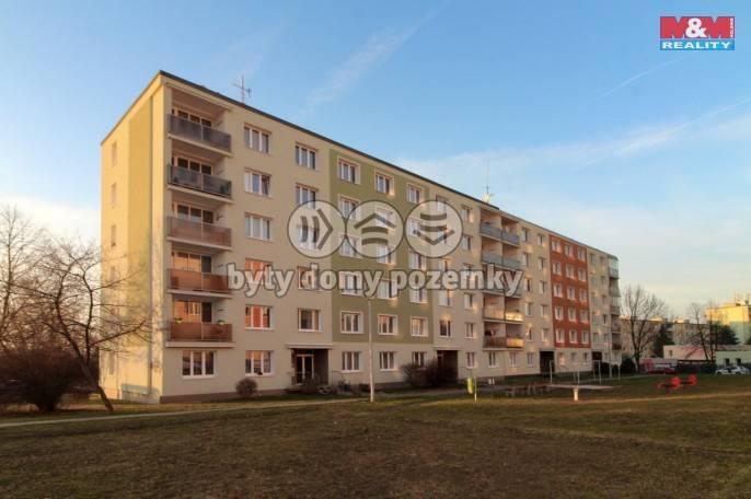 Pronájem, Byt 3+1, 63 m², Plzeň, Nad Dalmatinkou