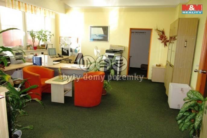 Pronájem, Kancelářský prostor, 95 m², Pardubice