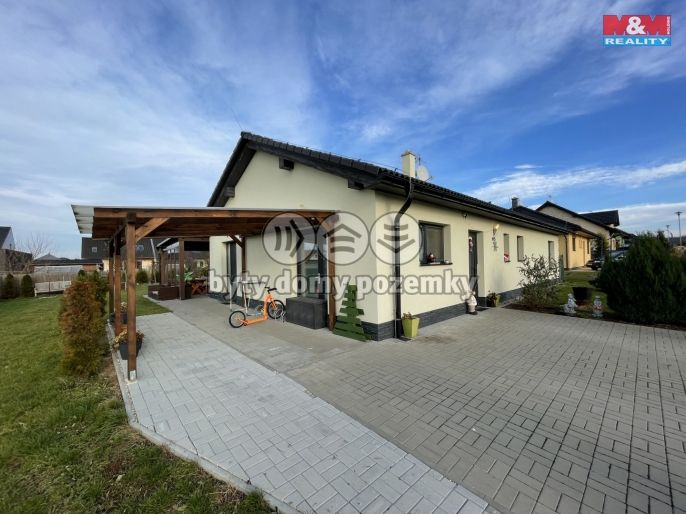 Prodej, Rodinný dům, 127 m², Velký Týnec