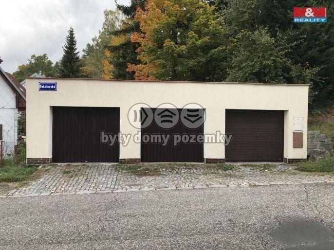 Pronájem, Garáž, 19 m², Trutnov