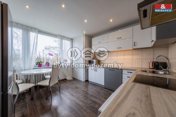 Prodej, Byt 2+1, 57 m², Příbram, Čechovská