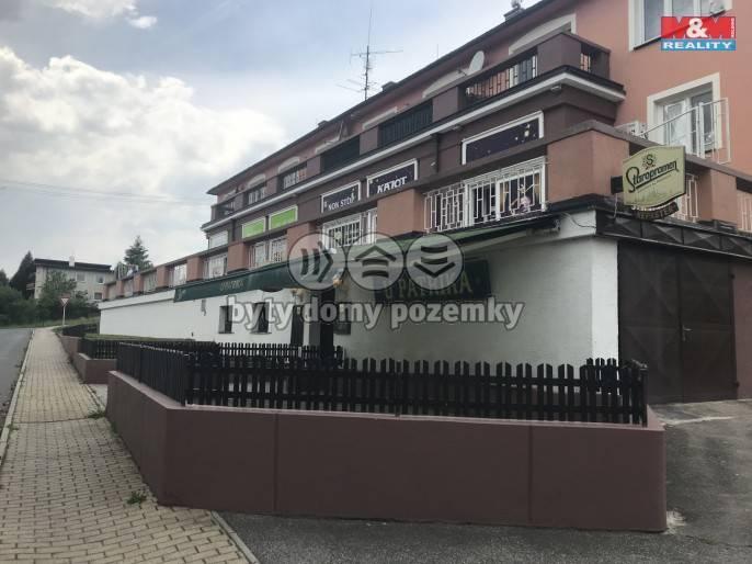 Pronájem, Restaurace, stravování, 261 m², Komárov