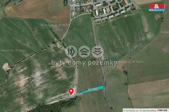Prodej, Pole, 4039 m², Líně