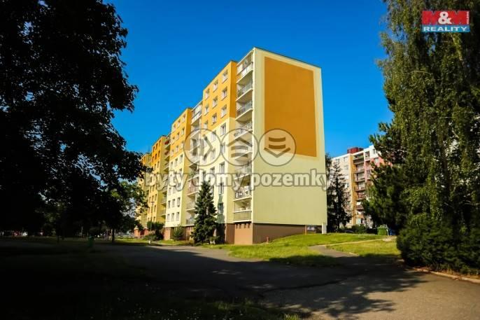 Pronájem, Byt 4+1, 84 m², Plzeň, Žlutická