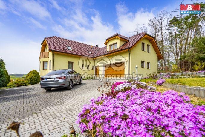 Prodej, Rodinný dům, 1045 m², Nepomuk