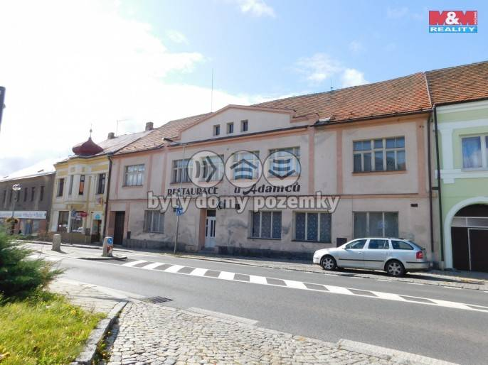 Pronájem, Restaurace, stravování, 799 m², Kasejovice