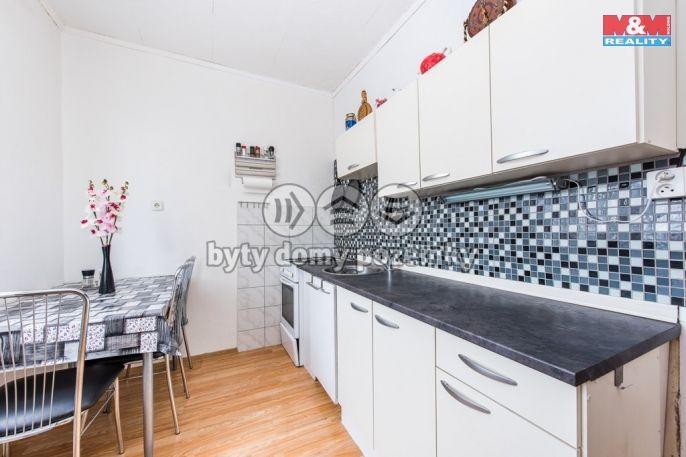 Prodej, Byt 3+1, 65 m², Chomutov, Beethovenova
