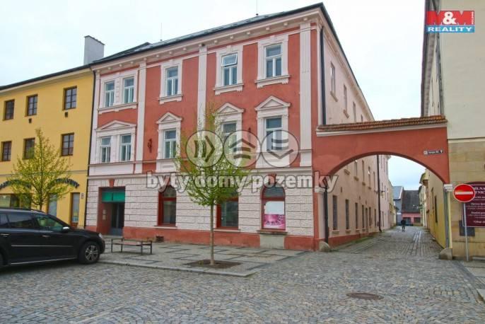 Prodej, Hotel, penzion, 1000 m², Moravská Třebová, nám. T. G. Masaryka