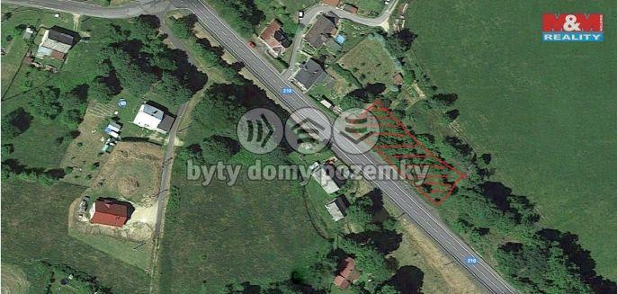 Prodej, Pozemek k bydlení, 912 m², Jindřichovice